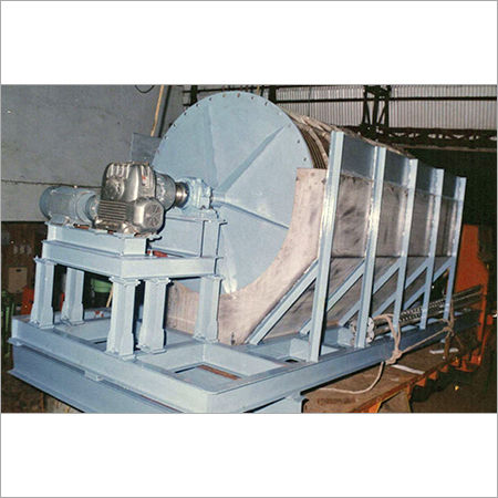 Rotary Juice Screen