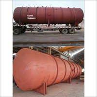 Boiler Feed Water Tank