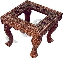 Designer wooden table