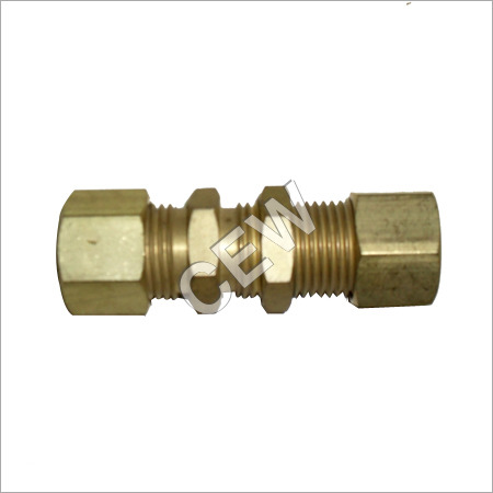 Brass Bulkhead Union Fittings