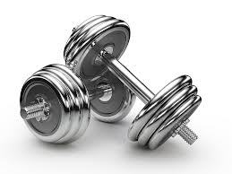 Steel Dumbbell