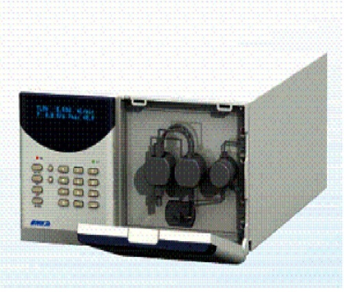 HPLC PUMP , DETECTOR AND ACCESSORIES