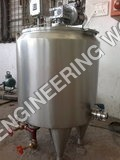 Batch Pasteuriser Steam Jacketed