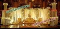 WEDDING CRYSTAL DECORATED STAGE 6830