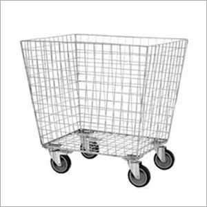 Hospital Stainless Steel Basket