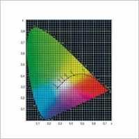 Optimum Lighting for Surgery Standard Colour Chart as Per CIE