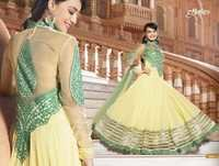 Beautiful Georgette Anarkali Suit