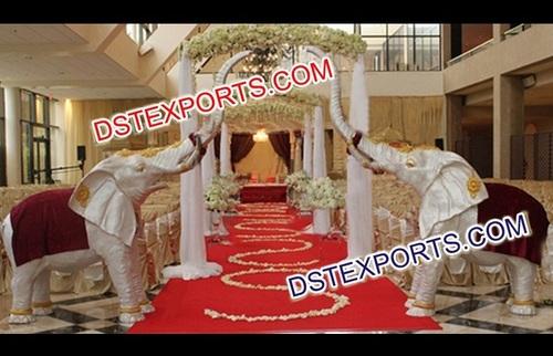 Wedding Elephant Style Wedding Gate