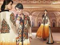 Heavy Floor Length Anarkali