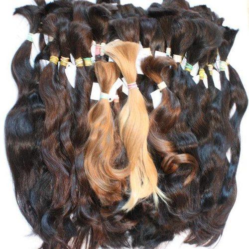 Virgin Natural Indian Bulk Hair