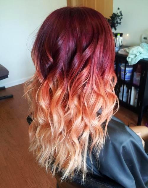 Virgin Blonde Hair Weave