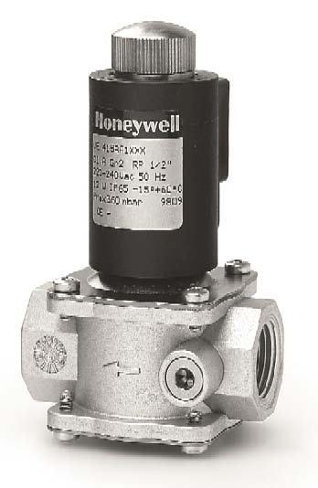 Honeywell VE4000A1 Series Solenoid Valve