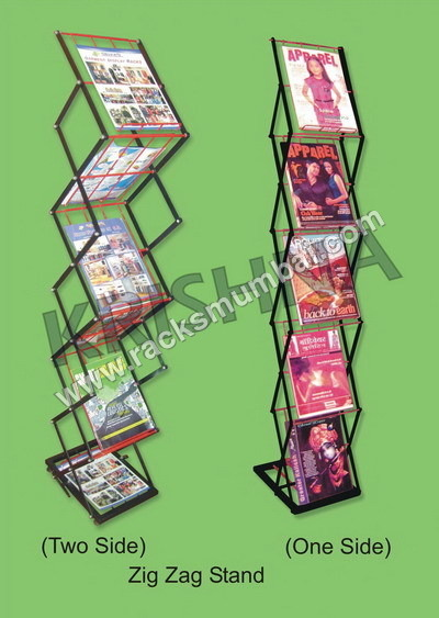 Racks For Books And Magazines