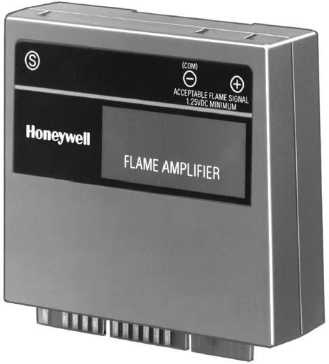 Series Flame Amplifier
