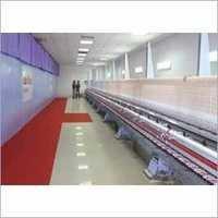 SAURER Schiffli Machines Erection & Maintenance