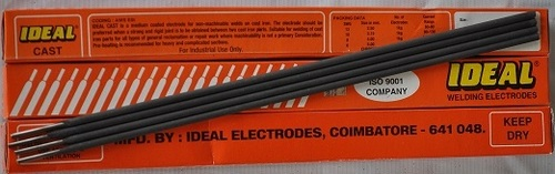 Cast Iron Non-Machinable Welding Electrodes