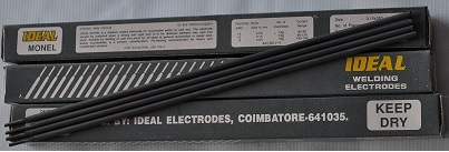 Cast Iron Machinable Welding Electrodes