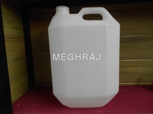 5 ltr 8 Sided Plastic Container
