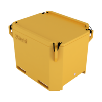 Insulated Pallet Containers