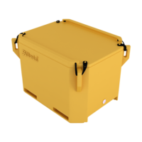 Insulated Pallet Containers 260 L