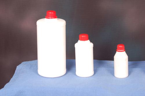 Plastic Round Bottles
