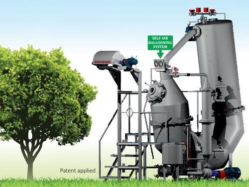 Eco Logical Fabric Jet Dyeing Machine