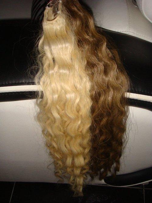 Virgin Colored Weave Hair