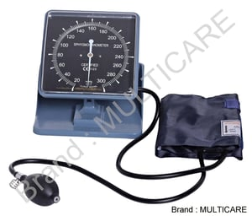 Aneroid Table Top Sphygmomanometer