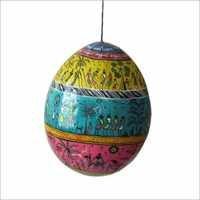 Saura Painting On Coconut Orrisa