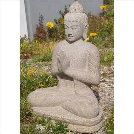 Large Garden Buddha