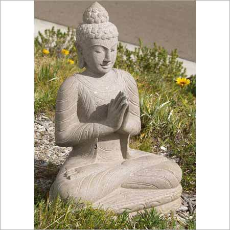 Outdoor Buddha Statues