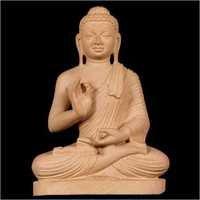 Sandstone Buddha Art