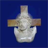 God Stone Statue