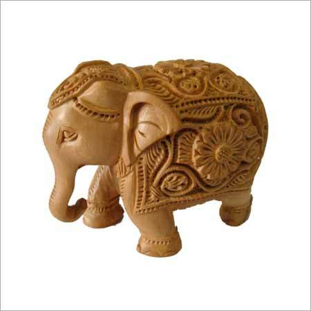 Wooden Handicrafts And Sculptures