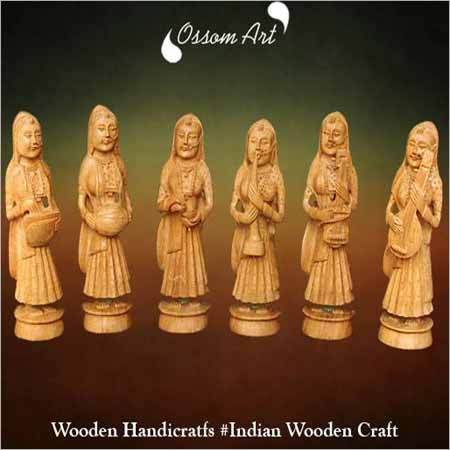 Wooden Carving Sculpture