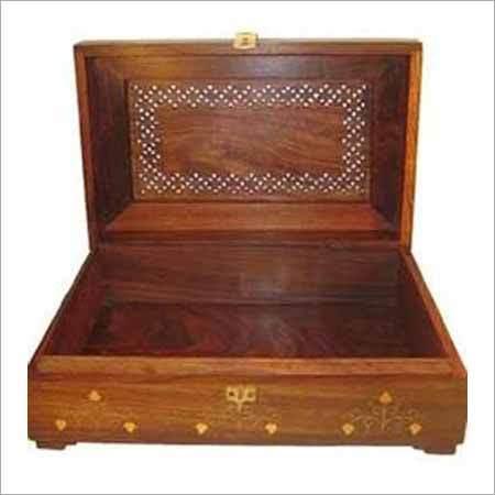Wooden Handicraft Boxes