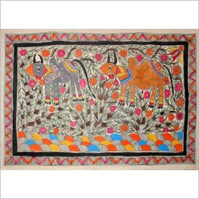 Madhubani Paintings