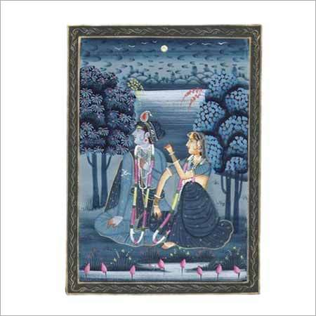 Rajasthani Traditional Paintings