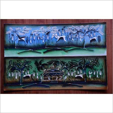 Handmade Tribal Paintings
