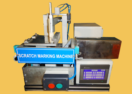 Scratch Marking Machine