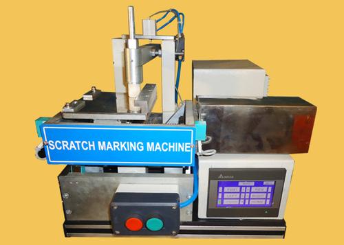 Scratch Marking Machine