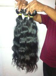 Human Hair Choti