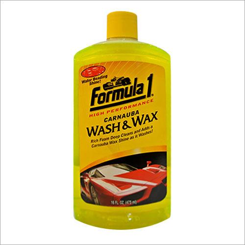 Wax Car Shampoo