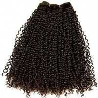 Remy Curly Weft Human Hair