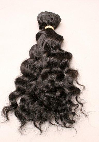 Remy Deep Wavy Human Hair