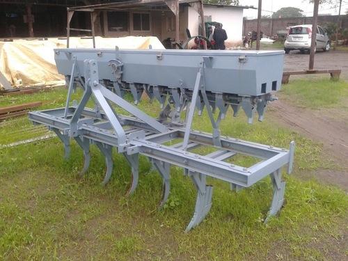 Seed Cum Fertilizer Drill Manufacturer