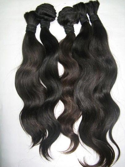 Virgin Deep Wavy Human Hair