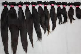 Non Remy Weft Human Hairs