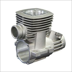 Aluminum Die Cast Engine Body