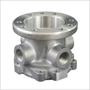 Aluminium Die Casting Pump Body